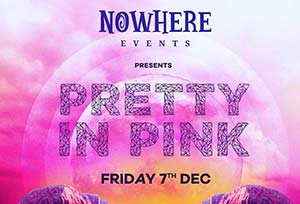 Pretty in Pink at Cuckoo this Friday!