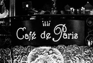 SASS Saturdays @ Café de Paris!