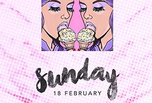 Sundays at Libertine!