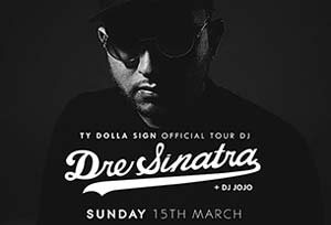 Ty Dolla Sign with Dre Sinatra at Libertine