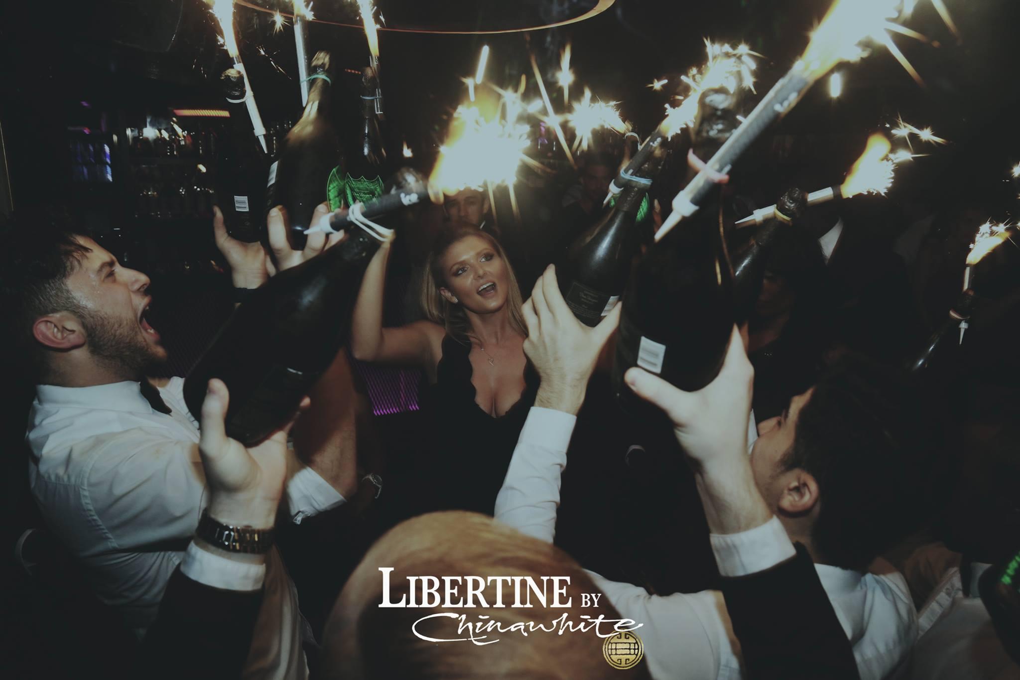Libertine Table Booking