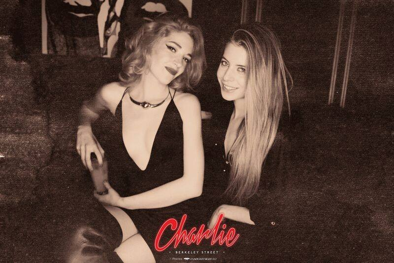 Charlie Club Table Booking