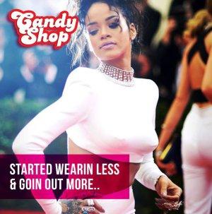 Candy Shop at Love & Liquor