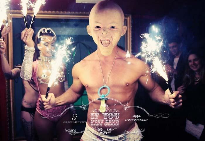 Cirque Le Soir Photo Gallery