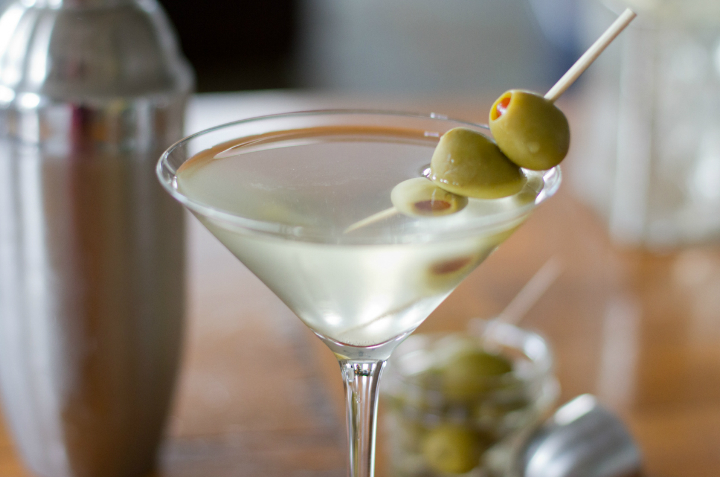 Dry Martini - Best Selling Cocktails 2016