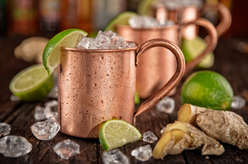 Moscow Mule - Best Selling Cocktails 2016