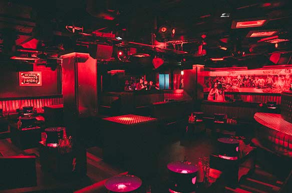 Club Bookers London