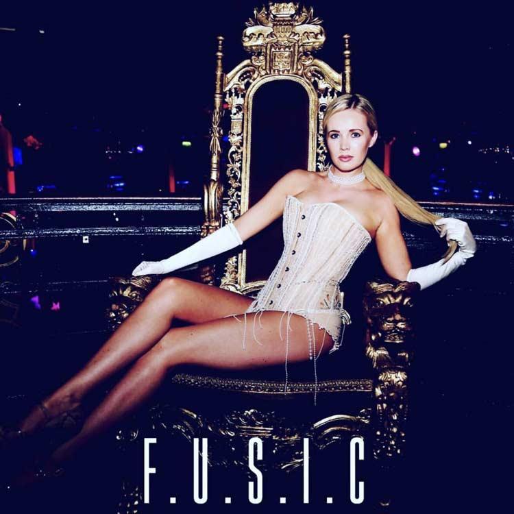 F.U.S.I.C Friday at Cafe de Paris!