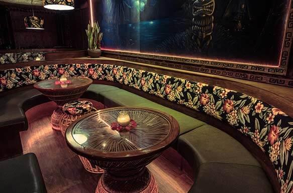Mahiki Kensington table booking