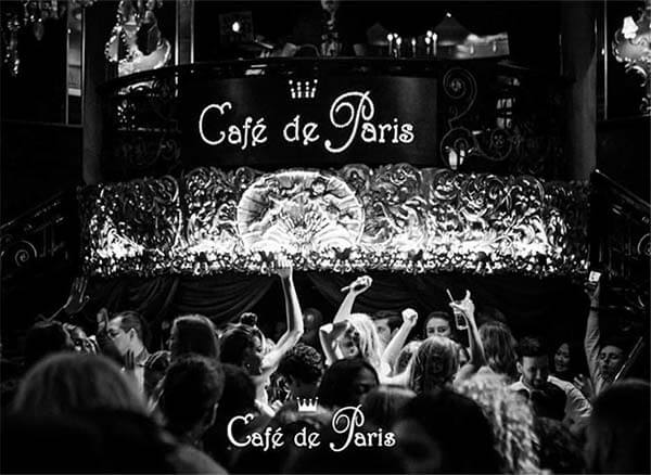SASS Saturdays @ Café de Paris!