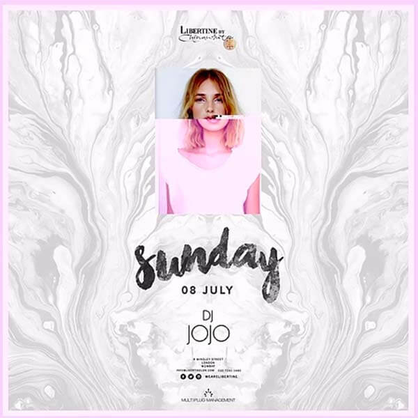 Sundays at Libertine!