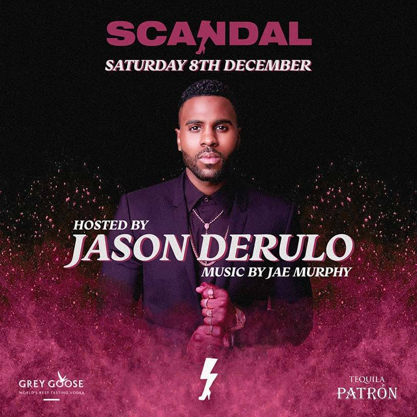 Jason Derulo @ Scandal!