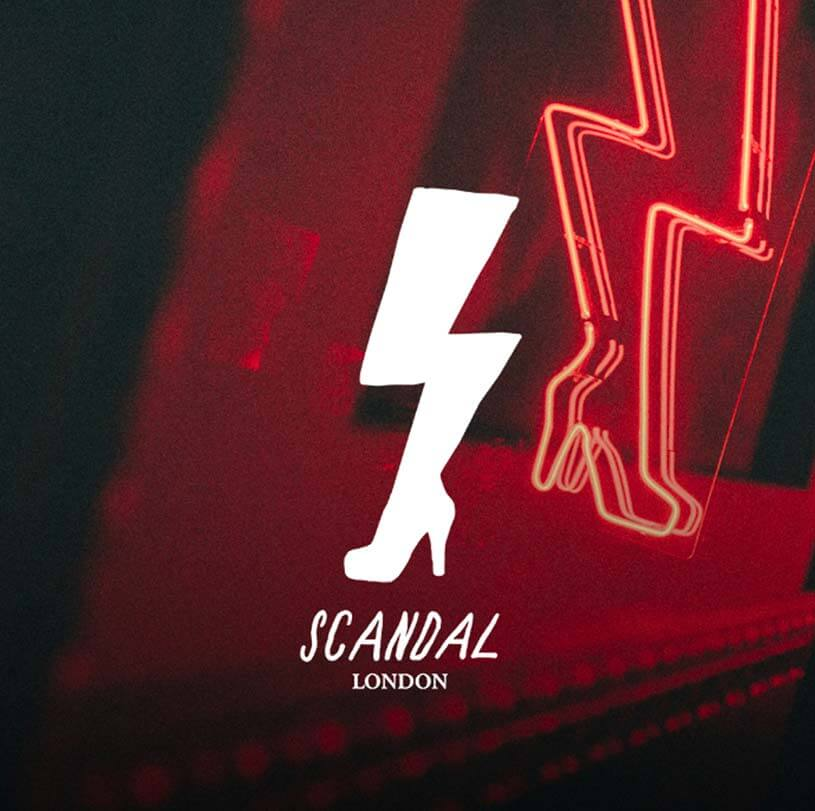 Thank God for Saturdays at Scandal London!
