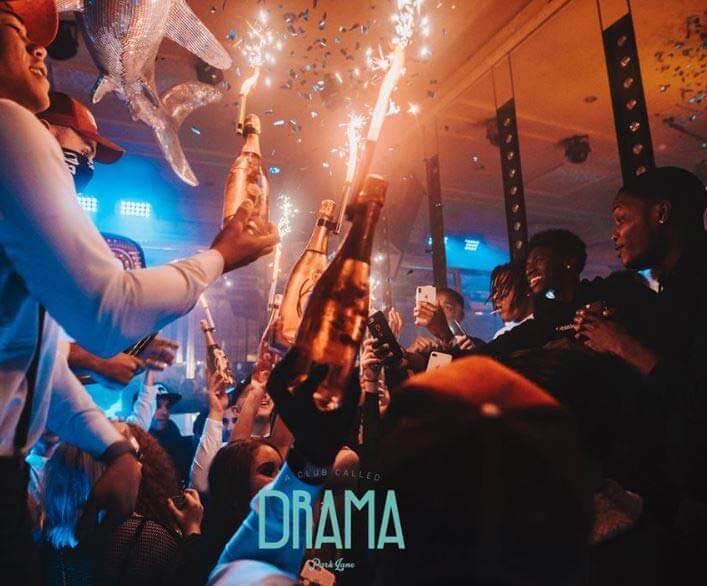 Happy weekend at Drama!