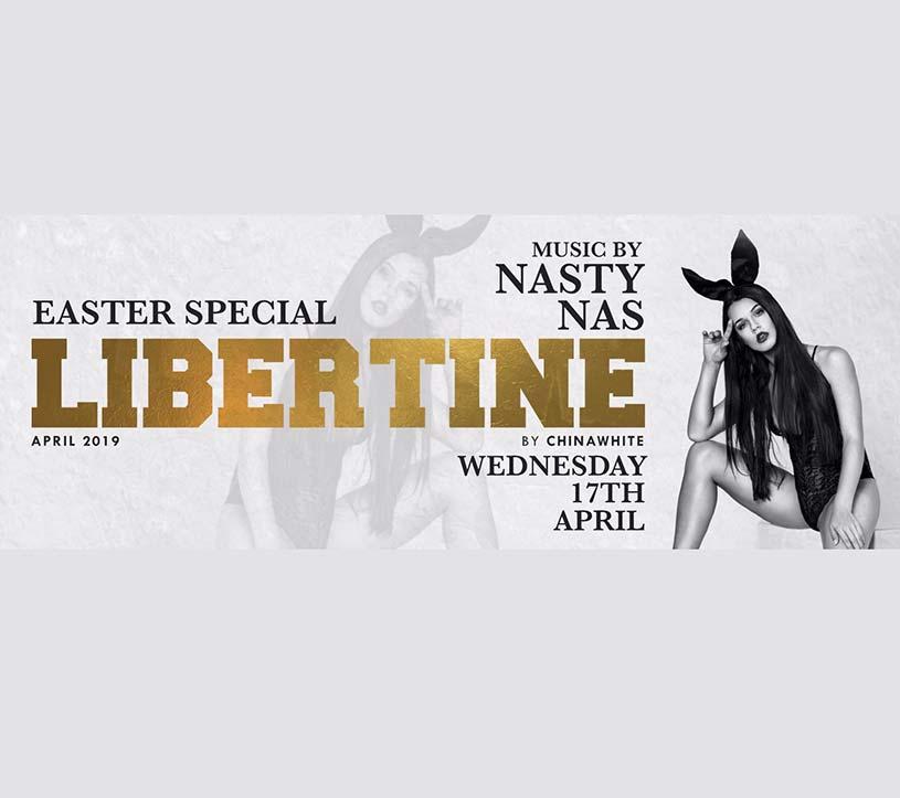 Happy Easter at Libertine!