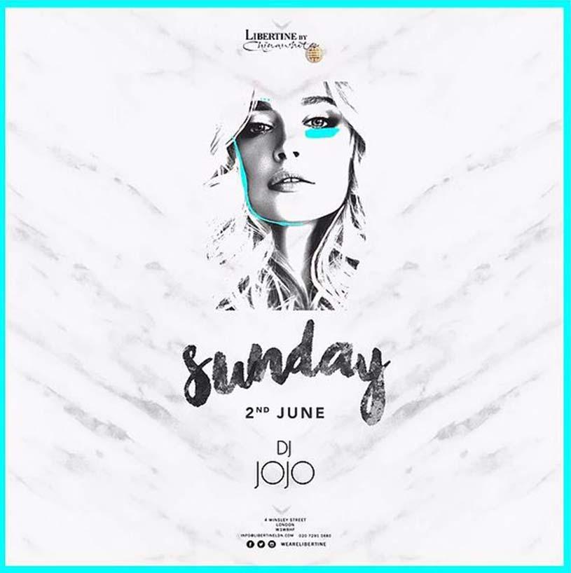 Sunday-Funday at Libertine