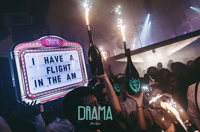 Happy Week-End at Drama Park Lane!