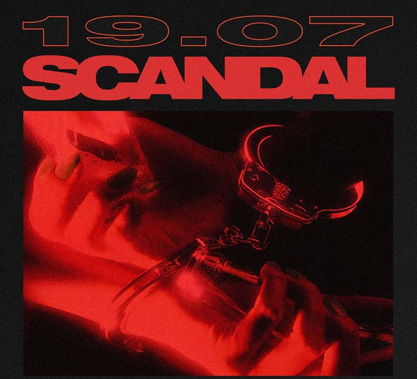 Scandalous at Scandal London!
