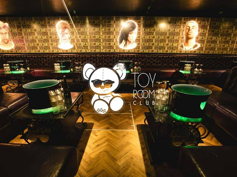 TGIF at Toy Room London!