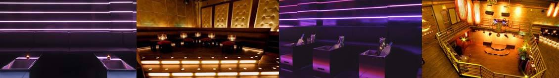 Luxx ClubTable Booking
