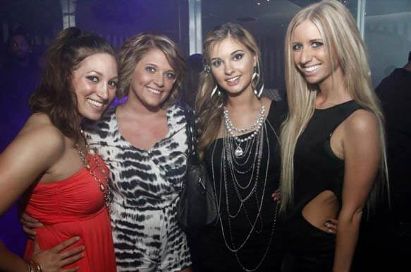 Luxx Club party image