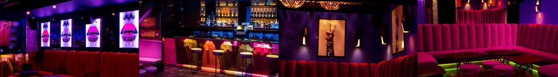 Dolce Club Table Booking London