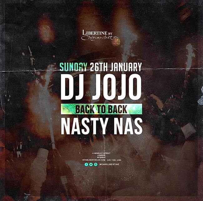 Back to Back with NASTY NAS this Sunday!