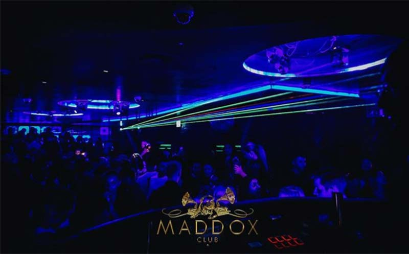 Let's Celebrate this Friday at Maddox!