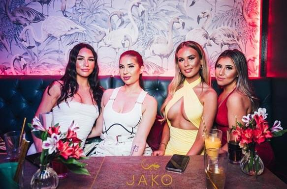Jako Table Booking